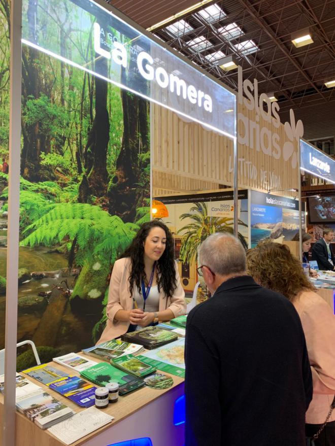 Más de 76.000 personas conocen la oferta gomera de turismo activo y naturaleza