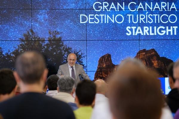 Gran Canaria se lanza para el reconocimiento como Destino Starlight
