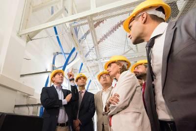 Inaugurado el mayor complejo eólico de Canarias con una potencia instalada de 29,2 MW
