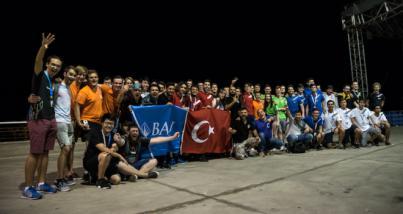 La representación turca gana la final del torneo University Esports Masters celebrado en TLP Tenerife