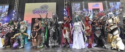 La gala Cosplay pone punto y final a la mayor TLP Tenerife de la historia