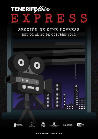 Tenerife Noir invita a aficionados y profesionales del cine a rodar un corto