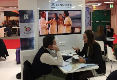 Tenerife se promociona como destino de lujo en la feria de Cannes