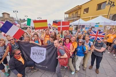 'Tenerife Walking Festival' se consolida como referente del senderismo en Europa