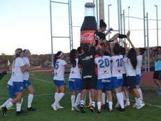 El Granadilla Egatesa campeón del Torneo United By Women's Football