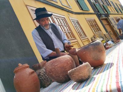 Arona revive épocas gloriosas a través de la cultura, la música y las tradiciones