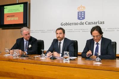El turismo generó en Canarias 14.602 millones de euros en 2016 y 312.466 puestos de trabajo