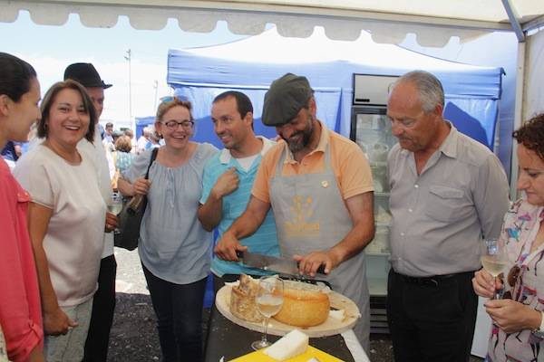 Uga premia los mejores quesos de Lanzarote