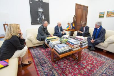 Gran Canaria y Cabo Verde profundizarán en sus relaciones