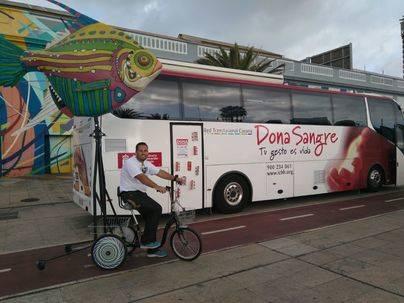 La Palma será la sede en Canarias del Día Mundial del Donante en 2018