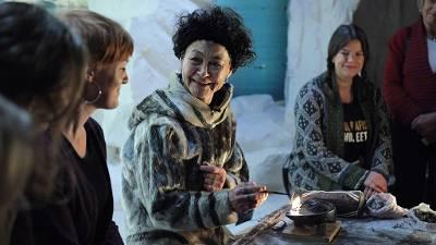 Filmoteca difunde la voz del pueblo esquimal inuit en defensa de su estilo de vida