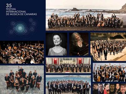 El Festival de Música de Canarias programa 11 conciertos en cuatro escenarios de Tenerife