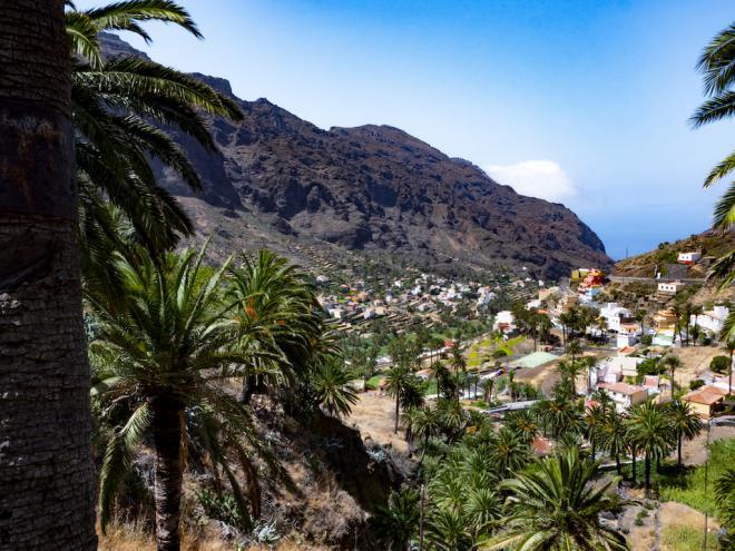 Valle Gran Rey comienza Agosto con más de un 95% de ocupación turística