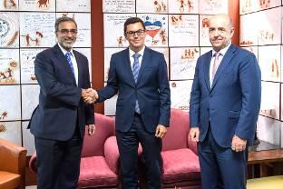 Una misión de potenciales inversores de la India visitarán las Islas en 2018
