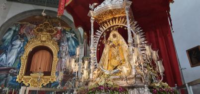 Días principales de las fiestas en honor a la Virgen de Candelaria