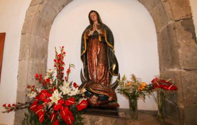 La Virgen de Guadalupe de Adeje viaja hasta el Museo del Prado para formar parte de una exposición temporal