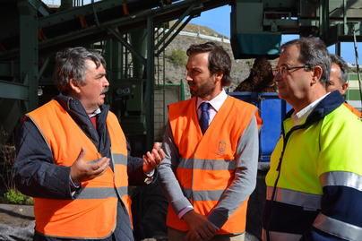 El Consorcio de Servicios valora el compromiso del Hotel La Palma & Teneguía Princess con la gestión de residuos