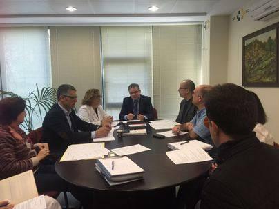 Macías analiza la actividad sanitaria llevada a cabo en La Palma
