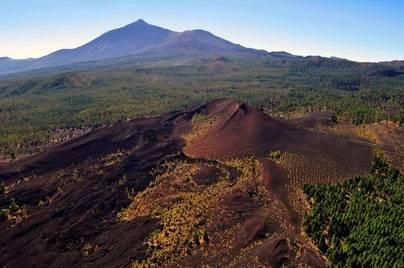 Un estudio refleja cambios de actividad en el volcán Dorsal Noroeste de Tenerife