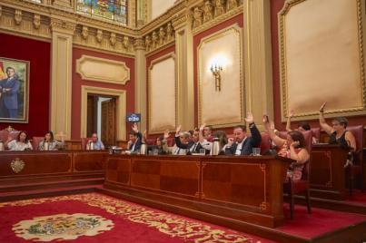 Santa Cruz acuerda eliminar el seguro médico privado para los concejales y concejalas