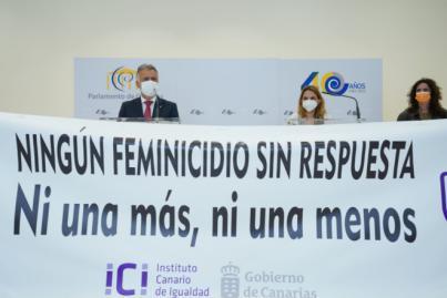 El Gobierno de Canarias condena el último feminicidio en Las Palmas de Gran Canaria
