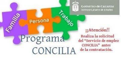 El SCE apoya la inserción laboral de las familias con hasta 170 euros mensuales para el pago de la escuela infantil