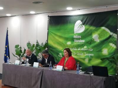 La Palma se convierte en foro para exponer el modelo de desarrollo de las Islas Verdes, único en Europa