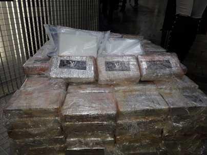 La cocaína incautada en el velero mallorquín habría superado los 36 millones