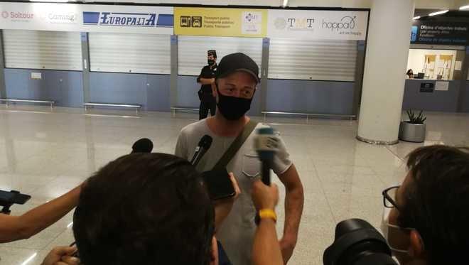 Más de 4 millones de europeos han visto las imágenes de turistas en Canarias desmintiendo los bulos de Internet