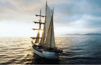 El 'Kraken' y su 'Depollution Crew' zarpan para regresar a las Islas Canarias
