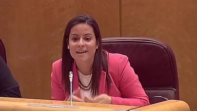 Yaiza Castilla exige la igualdad salarial entre mujeres y hombres