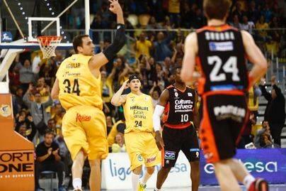 El Granca cae ante el Valencia Basket