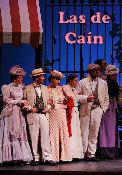 El Festival de la Zarzuela de Canarias se despide en el Teatro Guimerá