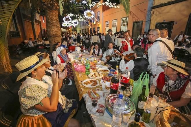 Este martes tradicional Baile de Magos en Santa Cruz