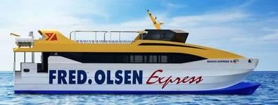 Benchi Express ya enlaza los puertos gomeros