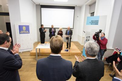 ULL celebra la vocación regional e internacional de las dos universidades canarias