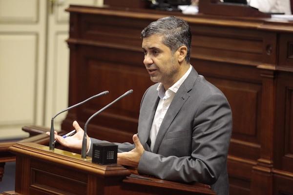 ASG pide al Gobierno que defina una estrategia para afrontar el desarrollo turístico en Canarias