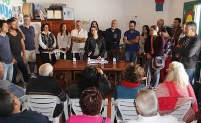 Lanzarote y Fuerteventura exigen al Gobierno paralizar ya el proyecto de las torretas