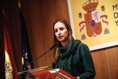 Melisa Rodríguez tras la reunión con el ministro de energía