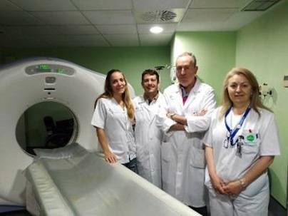 Radiólogos del Hospital de La Candelaria, premiados por la Sociedad Española de Ultrasonidos