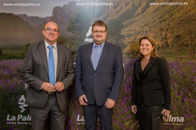 La Palma tendrá una nueva conexión aérea con Alemania el próximo invierno