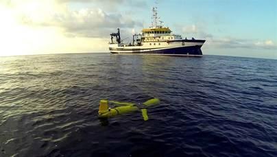 La ULPGC monitoriza con un robot submarino la zona donde se hundió el pesquero Oleg Naydenov