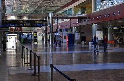 Ana Zurita pide que no haya voces discordantes sobre las inversiones en el Aeropuerto Reina Sofía