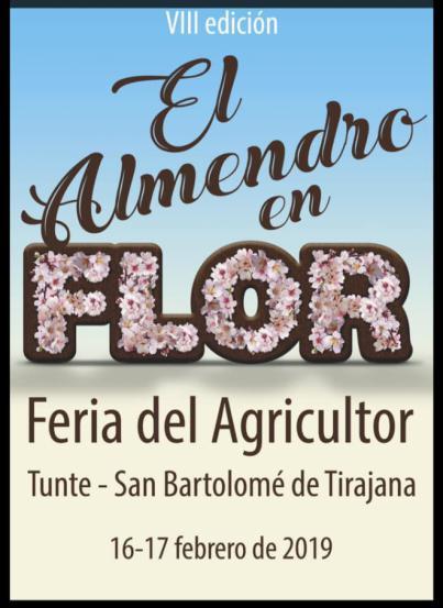 El Almendro en Flor llama a un fin de semana masivo en las calles de Tunte