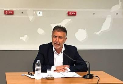 """Torres presenta su programa """"Nuevo PSOE para un TIEMPO NUEVO en Canarias"""""""
