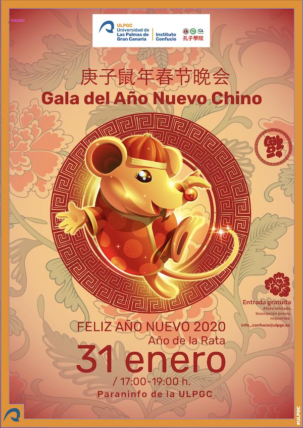 El Instituto Confucio de la ULPGC celebra la gala del año nuevo chino: 'año de la rata'