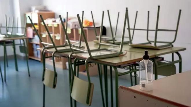 Un total de 33 alumnos en Canarias dan positivo por covid-19 desde el inicio del curso