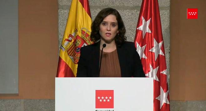 Madrid anuncia restricciones de movilidad en 37 áreas
