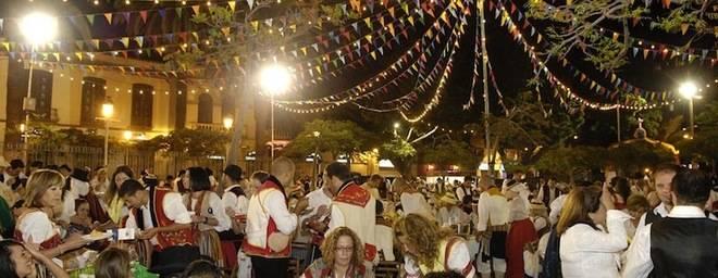 Santa Cruz abre este lunes las reserva de mesas para el Baile de Magos
