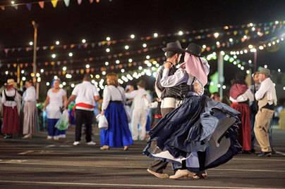 Este lunes gran Baile de Taifas por el Día de Canarias